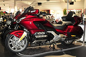 2018 Honda Gold Wing Tour GL1800