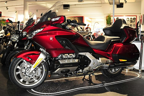 Honda Gold Wing - WikiMili, The Free Encyclopedia