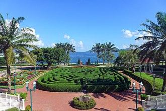 Hong Kong Disneyland Hotel - Mickey Maze
