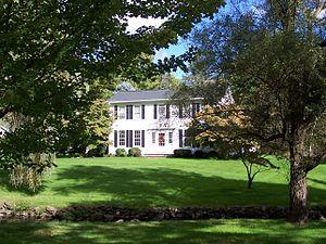 Horace and Grace Bush House - Horace and Grace Bush House, September 2012