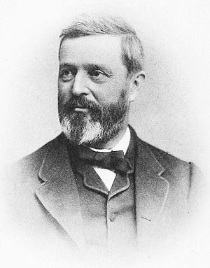 Horatio C Wood Jr. - Wood in 1889