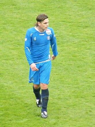 András Horváth (footballer, born 1980) - Image: Horváth I András 2