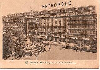 Metropole Hotel Brussels Privilege Room