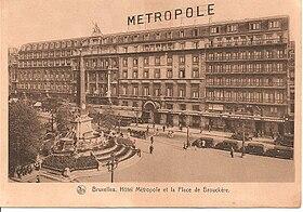 """Résultat de recherche d'images pour """"hôtel métropole"""""""