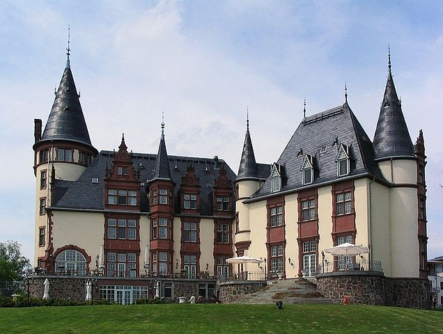 Hotel Schloss Klink Wellness