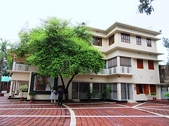 Sheikh Mujibur Rahman - The house where Mujib was born in Tungipara