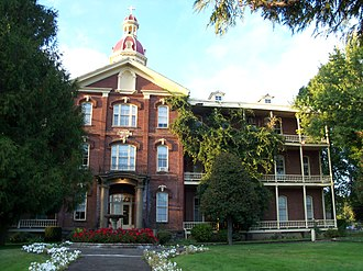 House of Providence (Vancouver, Washington) - Image: House of Providence in Vancouver, WA (1)