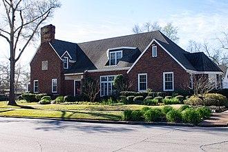 Houston Brookshire-Yeates House - Image: Houston Brookshires Yates 1 (1 of 1)