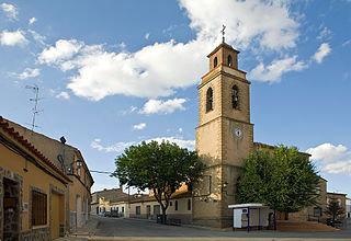 Hoya-Gonzalo municipality of Spain