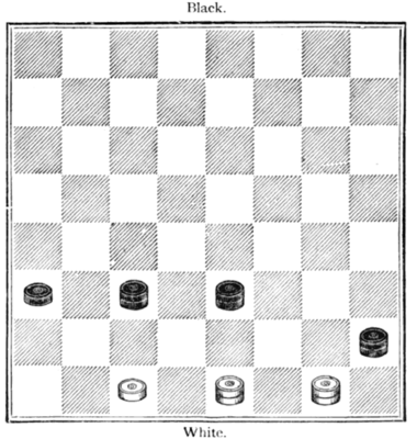Fig. 8.[Black to Move and Win.][White to Move and Draw.]