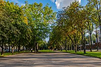 Hrybajedava street (Minsk) p02.jpg