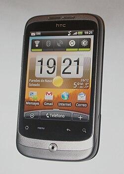 htc wildfire wikipedia rh en wikipedia org HTC Wilfire Alcatel One Touch Manual