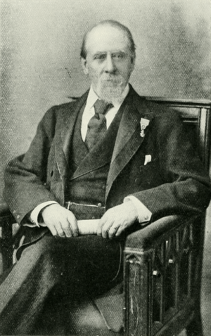 Hugh Reid (Liberal politician) - This photo of Hugh Gilzean-Reid appeared in Page's Magazine, August 1902.