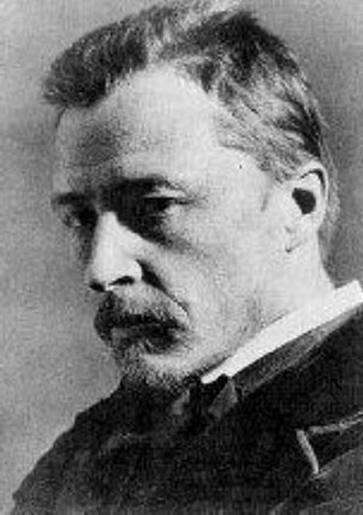 Hugo Wolf - Photograph of Hugo Wolf