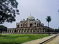 Humayun's Tomb, New Delhi, India (03).jpg