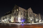 Hutchins Hall, University of Michigan Law School, Ann Arbor, Michigan.JPG
