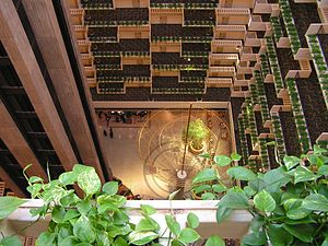 Hyatt Regency Atlanta - Image: Hyatt regency atlanta atrium