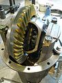 Hypoid gear set in a rear differential 2013-07-22 12-42.jpg