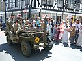 Hythe Festival - Willy's Jeep - geograph.org.uk - 2294449.jpg