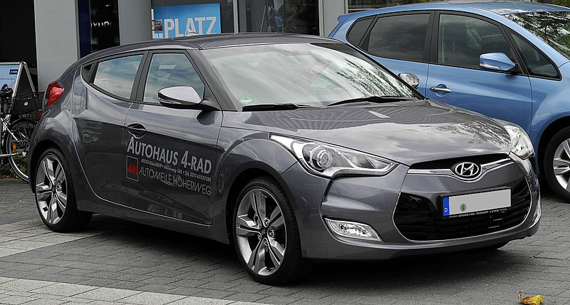 File Hyundai Veloster 1 6 Gdi Frontansicht 1 10