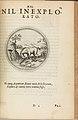I) Symbolarum et Emblematum ex Aquatilibus et Reptilibus Desumptorum. Centuria Quarta. (1604) MET DP280232.jpg