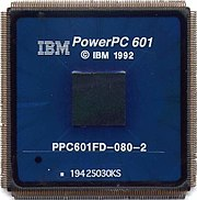 IBM PowerPC 601 Microprocessor