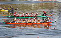 ICF World Dragon Boat Championships 2014 Swedish Senior National Team Small Boat Women.JPG