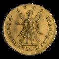 INC-915-r Андреевский червонец 1749 г. Елизавета Петровна (реверс).png
