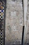 interieur, detail van schildering - margraten - 20304547 - rce