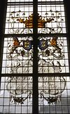 interieur, glas in loodraam - drachten - 20261679 - rce