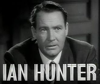 Ian Hunter (actor) - in Gallant Sons (1940)