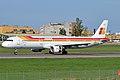 Iberia, EC-JEJ, Airbus A321-211 (15836831223).jpg