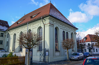 Synagogues of the Swabian type - Synagogue of Ichenhausen, 2013