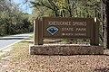 Ichetucknee Springs State Park North Entrance sign.jpg