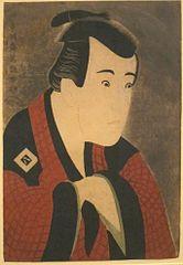 Ichikawa Yaozo III as Tanabe Bunzo