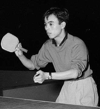 Ichiro Ogimura - Ichiro Ogimura at the 1955 World Championships
