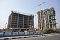 Ideal Unique Centre - Office Building and Forum Atmosphere - Residential Complex - Under Construction - Eastern Metropolitan Bypass - Kolkata 2014-02-12 2163.JPG
