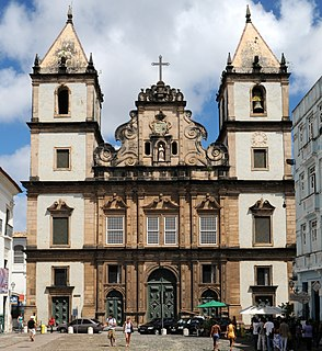Church and Convent of São Francisco, Salvador
