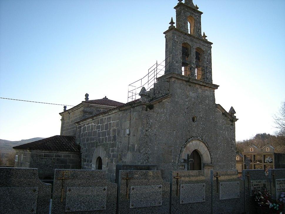 Igrexa de Santiago de Soutomaior, Taboadela