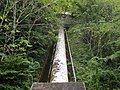 Iidegawa No. 1 Power Station penstock.jpg