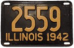 Illinois - 1942 license plate.jpg