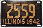 Illinois - 1942 license plate.jpg