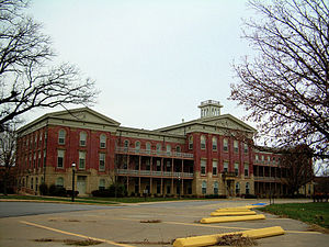 Jacksonville, Illinois - Illinois School for the Deaf