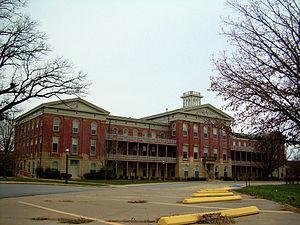 Jacksonville, Illinois - Illinois School for the Deaf