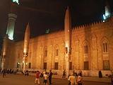 Imam hussain mosque cairo