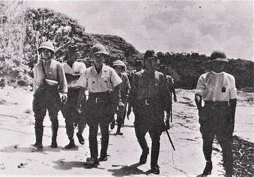 Imperial Japanese Army 15nd regiment in Peleliu