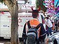 In Israel even paramedics celebrate Purim.jpg