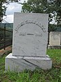 Indian Mound Cemetery Romney WV 2013 07 13 30.jpg