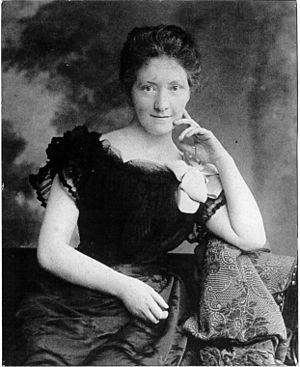 Sweet Briar College - Indiana Fletcher Williams (1828–1900), founder of Sweet Briar College