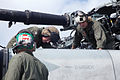 Infantry Marines with 31st MEU drop in for fast-rope training 140108-M-ZH183-017.jpg